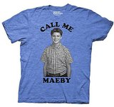 "Arrested Development ""Call Me Maeby"" Shirt ($18-$21)"