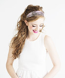 Big Shot Sparkle Headband in Multi ($20)