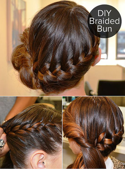 Hot on Pinterest: Braids, Buns, and Beauty Hacks!