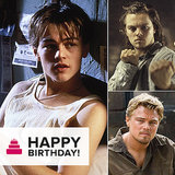 See Leo DiCaprio Go From Teen Heartthrob to Leading Man