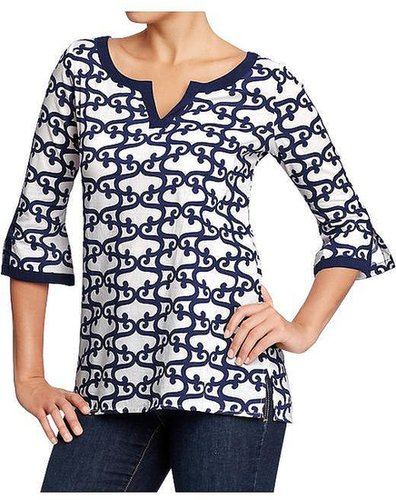 Women's Printed Tunics