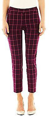 Worthington® Patterned Ankle Pants