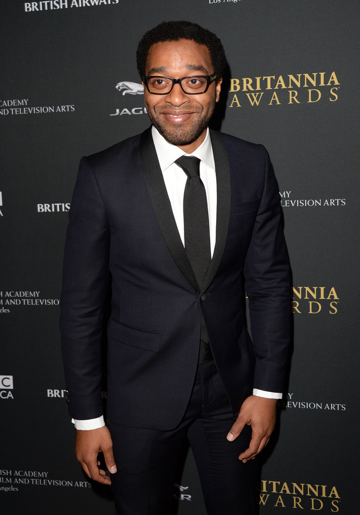 Chiwetel Ejiofor attended the BAFTA LA Jaguar Britannia Awards.