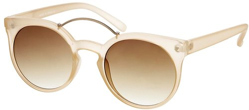 ASOS Kitten Sunglasses With High Bar