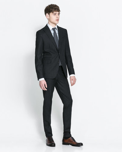 Limited Edition Double Breasted Striped Suit