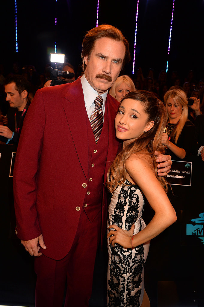 MTV EMAs: Miley, Katy, Eminem, and . . . Ron Burgundy?