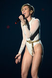 Miley Cyrus Lights Up a Joint to Celebrate Her MTV EMAs Win