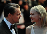 Leonardo hit the publicity trail for The Great Gatsby with leading lady Carey Mulligan.