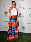 Nicole Richie at the Baby2Baby Gala.