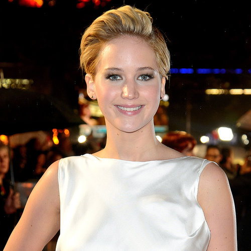 The Hunger Games: Catching Fire Premiere, Jennifer Lawrence