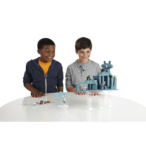 For 5-Year-Olds: Angry Birds Star Wars Telepods Star Destroyer Set