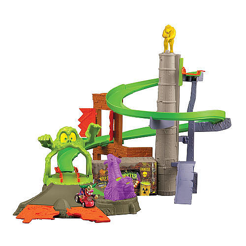 For 5-Year-Olds: Monsters 500 Toxic Terror Trap Playset
