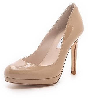 L.K. Bennett Sledge Pumps ($345)Any Kate Middleton superfan should recognize these heels! These nude shoes are Kate's go-to.
