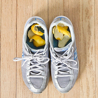 Use Orange Peels as a Shoe Deodorizer