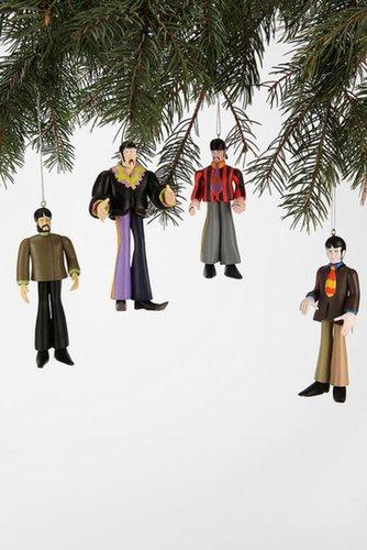 Beatles Figurine Ornaments ($24)