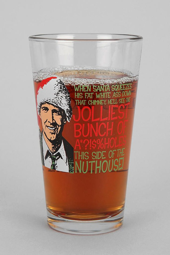 National Lampoon's Christmas Vacation Pint Glass Set ($12)