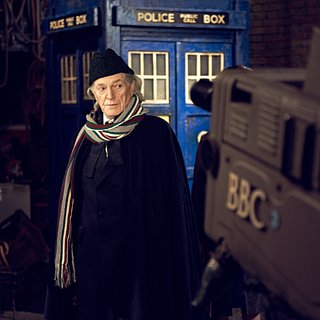 An Adventure in Space and Time Air Date Trailer