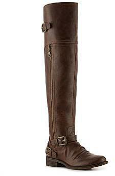 G by GUESS Hektor Wide Calf Riding Boot