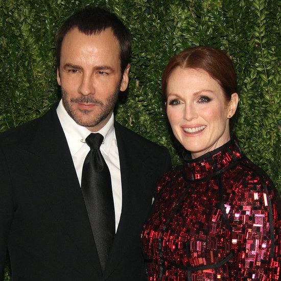 Celebrities at CFDA Fashion Fund Awards 2013