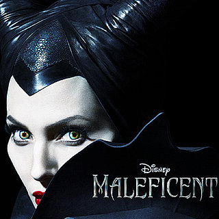 Maleficent Poster With Angelina Jolie