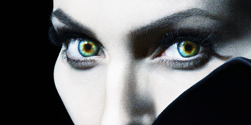 Angelina Jolie Is Bewitching in the Maleficent Poster