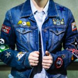 DIY Patch Denim Jacket | Video