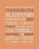 Thanksgiving Poster
