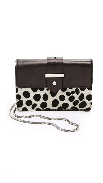 Milly Dalmatian Mini Bag ($225)