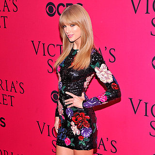 Taylor Swift at the Victoria's Secret Fashion Show 2013