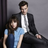 First Photo of Fifty Shades of Grey Cast