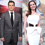 Henry Cavill: Everyone knows Henry Cavill as the Man of Steel, but few people also forget that he trained hard to be Theseus in Immortals. He was chosen by Zeus to fight against evil. If you layer that on top of his British charm and superhero charisma, it's hard to imagine a situation in which he wouldn't rise to the top. Angelina Jolie: Where do I even begin with Angelina Jolie? On screen, she's played Lara Croft, double agent Evelyn Salt, undercover assassin Jane Smith, Grendel's mother, and now evil queen of darkness Maleficent. That means she has expert combat training, a masterful grasp on silent espionage, and she can turn into a dragon twice over. Off screen, she's married to Brad Pitt. Any questions? — Ryan Roschke, editorial assistant
