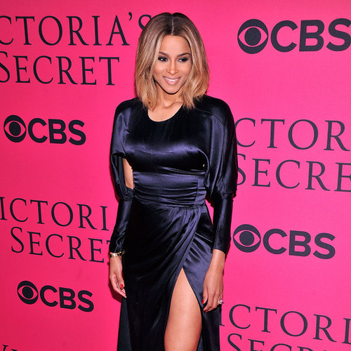 Ciara at the Victoria's Secret Fashion Show 2013