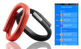 Jawbone UP24 and UP 3.0 App