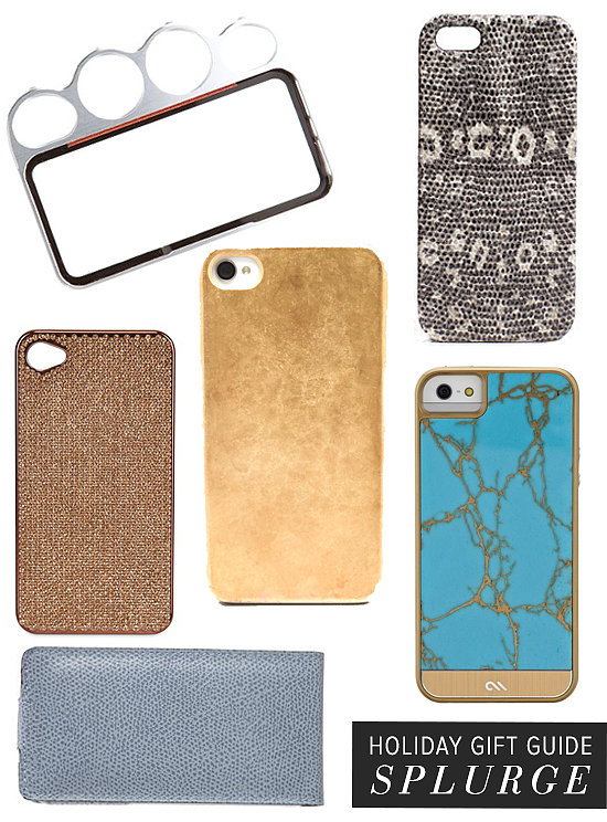 While you may not dish out the cash for yourself, stunning pricier-than-normal phone cases make the perfect gift for a loved one. POPSUGAR Tech has a crop of crazy-expensive iPhone cases for you to splurge on now.