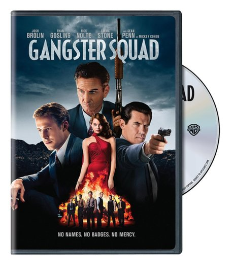 Gangster Squad DVD ($9, originally $20)