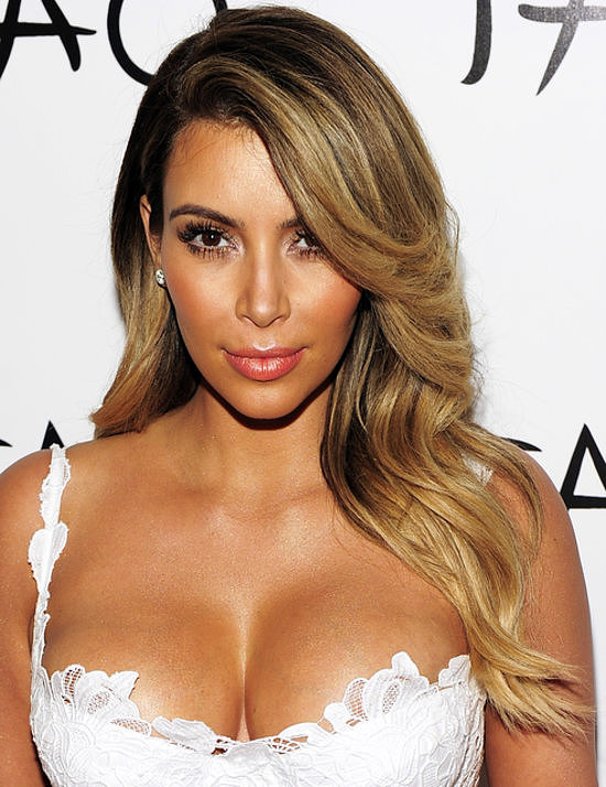 No one inspires us to contour like a pro more than Kim Kardashian.