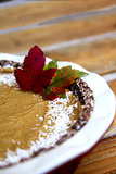 Desserts: Raw Pumpkin Pie