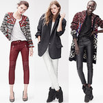 Isabel Marant For H&M Collaboration 2013