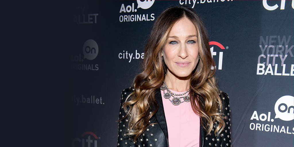 SJP Is Getting Weird on Instagram Now, Too