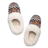 Tory Burch Knit Slippers