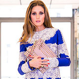 Inside Olivia Palermo's Fashion Week Hotel Room Wardrobe