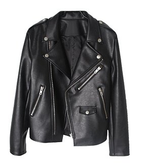 Leather jacket - Song - Leather jackets - Jackets & Outerwear