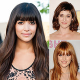 Fringespiration! 50 Celebrity Fringe Hairstyles to Inspire Your New Cut