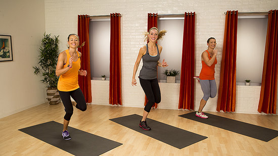 Fat Be Gone With This 10-Minute HIIT Workout