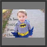 Batkid scored support from across the country! Source: Instagram user amandanicole31