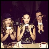 Camilla Belle invited us to join her at Erdem's LA dinner. Source: Instagram user camillabelle