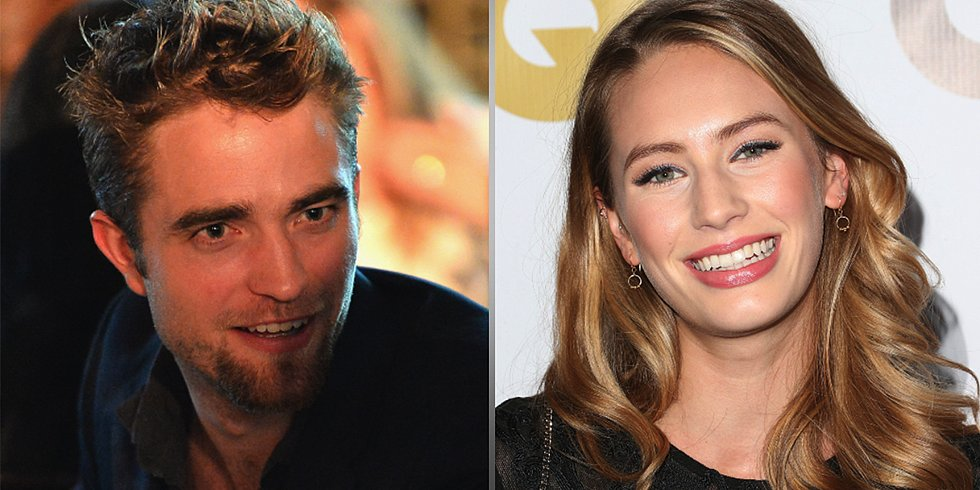 Did Rob Grow Out His Goatee For Dylan Penn?