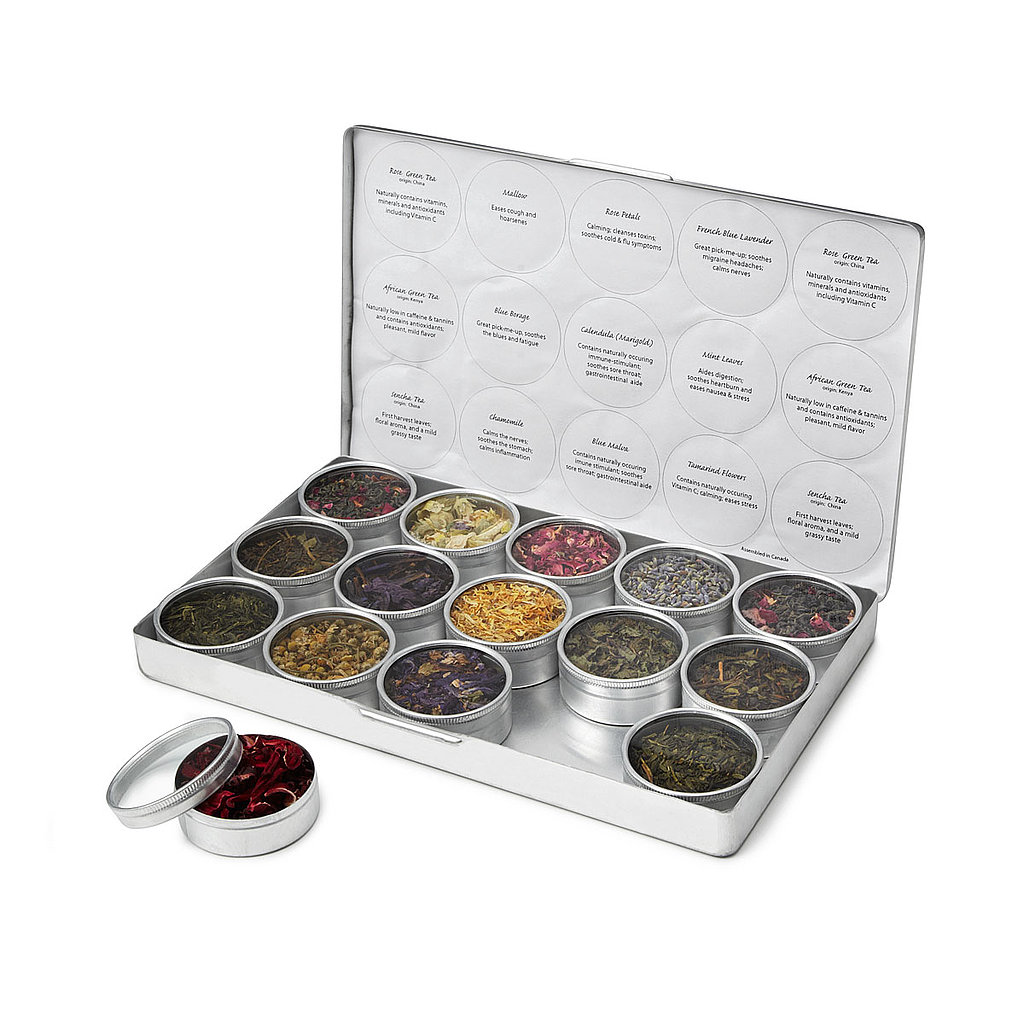 Green Herbal Tea Kit