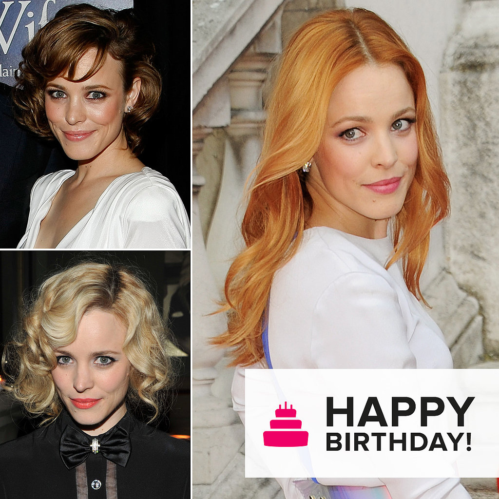 How Many Hair Colors Has Rachel McAdams Had?