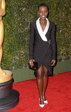 Lupita Nyong'o attended the Governors Awards.